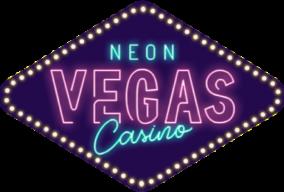 Neon vegas online casino logo